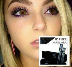 Younique 3D fiber lash mascara and makeup!  Browse my site:  www.youniqueproducts.com/PamKey