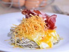 LaReceta · Gulas con huevos y jamón | #Gastronomía por #KiskoGarcía vía @Canal Cocina