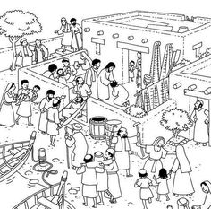 228 Best Sabbath school coloring pages images in 2019