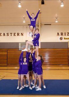 eastern arizona college cheerleading