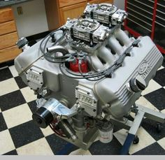 The Mighty Ford Motor Motor Engine, Car Engine, Motor Ford, Diesel, Performance Engines, Race Engines, Ford Fairlane, Drag Cars, American Muscle Cars