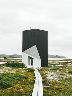 FOGO ISLAND // SAUNDERS ARCHITECTURE // CEREAL MAGAZINE