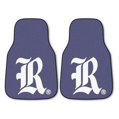 Fanmats Collegiate 18 x 27 in. Carpeted Car Mat - 5303