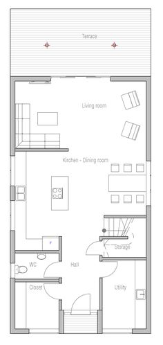 House Plan CH335 House Plan