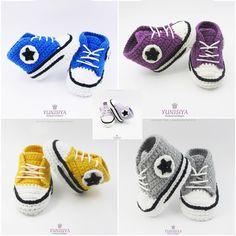 Wholesale crochet baby booties 10 pairs,  WBB102 by Yunisiya on Etsy