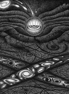 Cosmic Inkpen by F.W.Stumpfi 1986-89