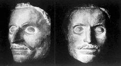 Русская классическая литература | Литературный наставник  Посмертная маска Гоголя