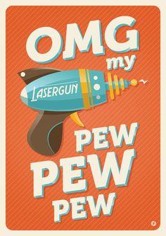 betype: Lasergun | SerialThriller™