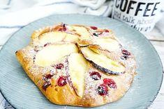 heerlijk ontbijtrecept: eiwitrijke ontbijtpizza en nog gezond ook! Vrij van geraffineerde suikers en gluten voor de liefhebber!