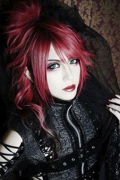 Visual Kei, New Look, Goth, Hair, Image, Beautiful, Bands, Makeup, Men