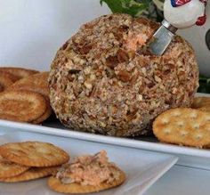 April 17: Cheese Ball Day | Our Ultimate Cheese Ball + 25 of our favorite ball-shaped eats!