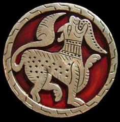 Danegeld Viking, Saxon & Medieval jewellery - film, TV and collectors - Brooches and Cloakpins