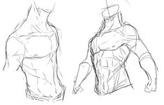 how to draw abs step by step - Google Search