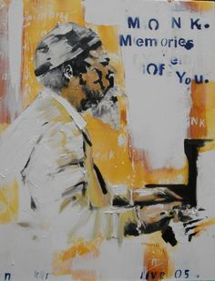 MONK - huile sur toile #art #peinture #yaya2025 #graffiti #paint #Monk