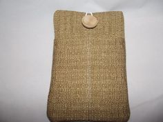 Kindle Cover fabric natural gift by jurgabespoke on Etsy, $30.00