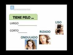 ▶ Descripción Física- Description in Spanish - YouTube