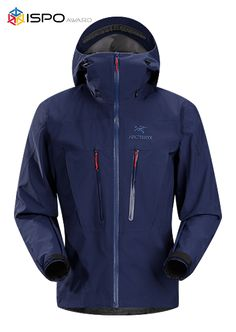 Alpha SV Jacket Men's - Revised Newly redesigned with enhanced GORE-TEX® Pro fabric with a softer face and a refined fit. A fortress for extreme mountain conditions; ideal for climbing and alpinism. Our most durable waterproof shell built with GORE-TEX® Pro textile