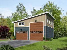 Garage Plan 51463
