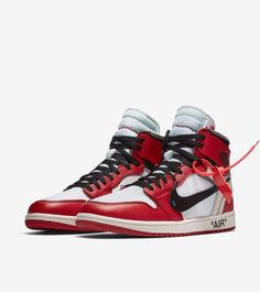 wholesale dealer d0cfb cad8a The Ten Air Jordan 1  Off White  Release Date