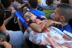 Israel's crimes in Gaza