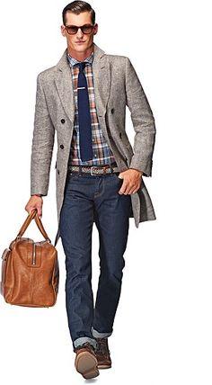 Light Brown coat