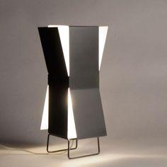 Aluminium Lamp on Behance