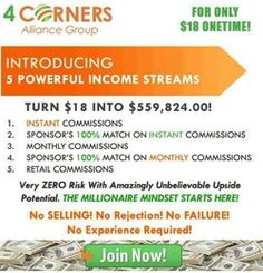 set yourself up for financial freedom. Ask me how!