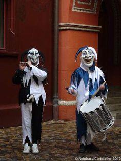 Basler Fasnacht 2010 Carnaval Bâle Carnival Basle Carnevale Basilea