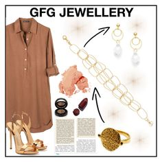 """""""GFG JEWELLERY 4"""" by gaby-mil ❤ liked on Polyvore featuring United by Blue, Giuseppe Zanotti, Bobbi Brown Cosmetics, Anastasia Beverly Hills and gfgjewellery"""
