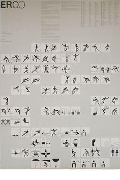 erco pictograms A1
