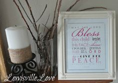 Lewisville Love: Sweet Baby Gift