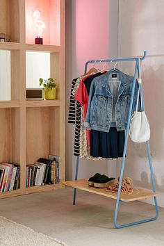 Slide View: 1: Sana Clothing Rack