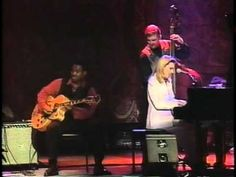 Route 66 - Diana Krall-starts with great guitar