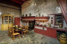 StedeijkMuseum Zwolle Drostenhuis keuken