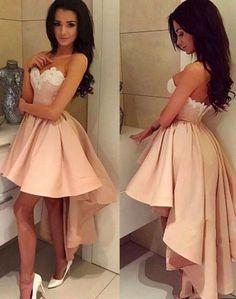 Revealing Short Corset Prom Dresses