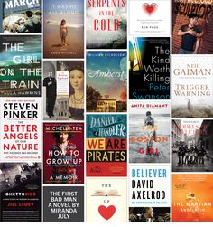 Check out 22 great new books to read this month, from suspenseful crime thrillers like 'The Girl on the Train' to moving memoirs like 'It Was Me All Along.'
