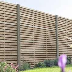 Buy Double Slatted Fence Panels from Forest Garden The Worm that Turned . Buy Double Slatted Fence Panels from Forest Garden The Worm that Turned … # buy Slatted Fence Panels, Decorative Fence Panels, Wooden Fence Panels, Wooden Slats, Privacy Fence Panels, Wooden Fences, Timber Slats, Forest Garden, Garden Fencing