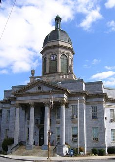 Cherokee County Courthouse. Murphy is a town in and the county seat of Cherokee County, North Carolina, United States.[3] It is situated at the confluence of the Hiwassee and Valley rivers.