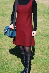 Meine Nähmode - Einfaches Trägerkleid, Pattern Review