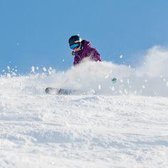 Any day skiing is better - Ingrid Backstrom - SKI Magazine Alta Ski, Ski Magazine, Ski Racing, Carpe Diem, Winter Sports, Skiing, Powder, Snow, Deep