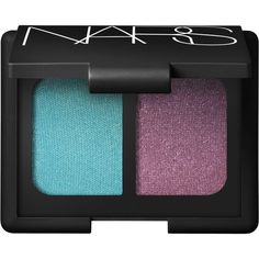 NARS Women's Duo Eyeshadow (£27) ❤ liked on Polyvore featuring beauty products, makeup, eye makeup, eyeshadow, turquoise and nars cosmetics