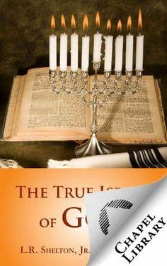 The True Israel of God by L. R. Shelton Jr., http://www.amazon.com/dp/B00ISD6MSA/ref=cm_sw_r_pi_dp_8Oqttb0GHV2WK