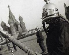 fireman, 1932, Moskwa