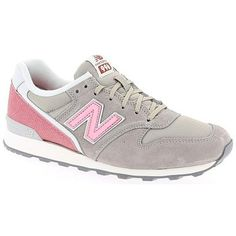 Baskets basses New Balance WR996 Gris/rose 100.00 €