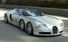 Bugatti Veyron Special Edition!