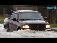 Thunderstorms, Flash Floods Expected in Texas, Oklahoma, Arkansas - YouTube