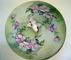 Antique Nippon Porcelain Boxes | Antique Nippon Porcelain- Beautiful & So Collectible!