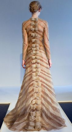 Valentino: A bit anatomic? #Dress #Valentino