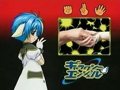 Galaxy Angel X Episode 9-10 English Subbed