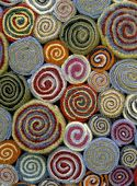 by Re Rag Rug: Rug made of sweaters